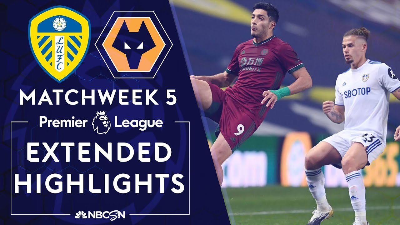 Leeds United v. Wolves | PREMIER LEAGUE HIGHLIGHTS | 10/19/2020 |