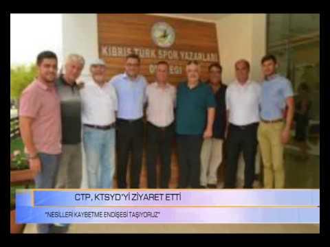 CTP, KTSYD'Yİ ZİYARET ETTİ