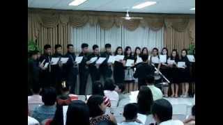 Kingdom Song#136 - Ang Gingharian Natukod Na - Paanhia! - (Pinadayag 11:15; 12:10)