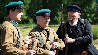 Форма  и снаряжение бойца ПВ РККА на 41 год