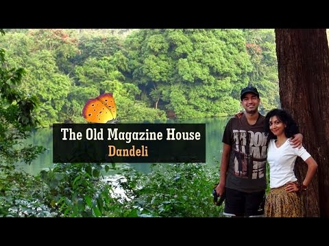 The Old Magazine House - Dandeli - Jungle Lodges and Resorts REVIEW | India Travel