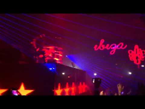 David Guetta Opening FUCK ME I´M FAMOUS @ PACHA IBIZA 2012 ; 14.06.