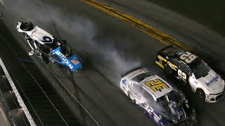 Daytona 500 Ends In Insane Crazy Crash Leaving Racer Ryan Newman With Severe Injuries