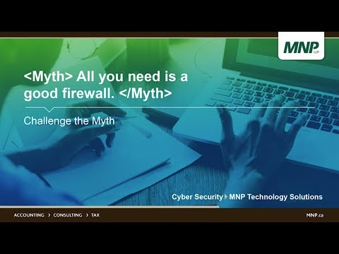 Cyber Security 2016 - Webinar