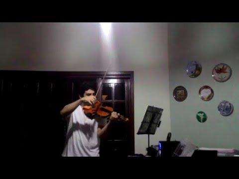 Once Upon A December  Anastásia Violin Cover By Miguel Lázaro