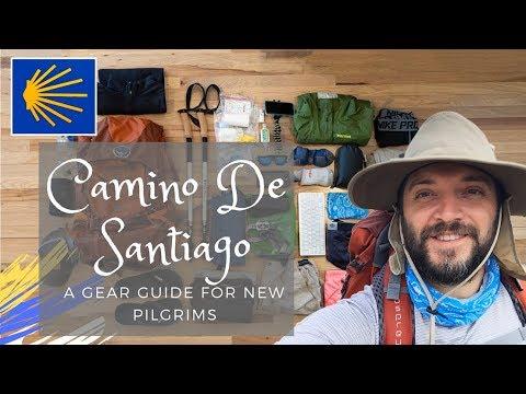 Camino de Santiago Packing List 2019: SPRING/SUMMER Post Hike