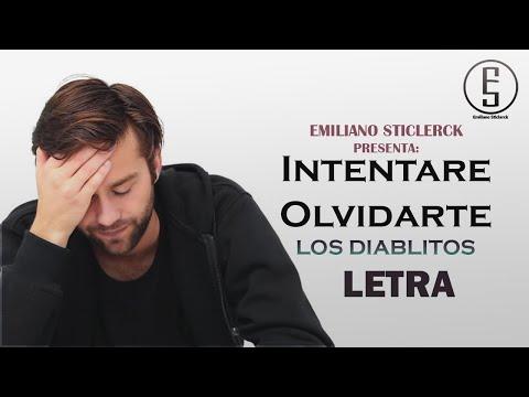 Los Diablitos ~ Intentare Olvidarte