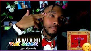 Loza Alexander - (Lil Nąs X Diss) [THE WAKE!!] Reaction 🔊😳🤭👀