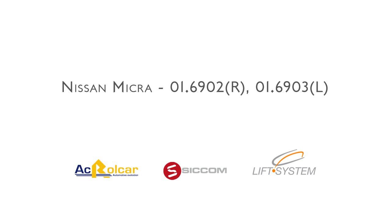 Schemi Elettrici Nissan : Video tutorial alzacristalli nissan micra  ac