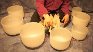 Note F Bowl Crystal Bowl Meditation~(10 min.)