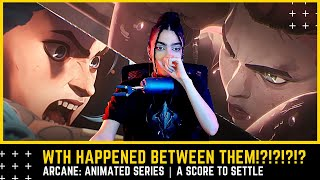 Download Dinka Kay REACTS - Arcane: Animated Series | A Score To Settle