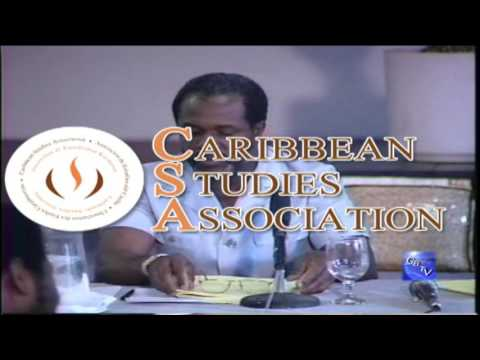 "G.B.T.V. CultureShare ARCHIVES 1992: CARIBBEAN STUDIES ASSOC. CONFERENCE  ""Seg#16  of..""  (HD)"