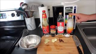 Homemade Chinese Stir Fry Sauce Recipe