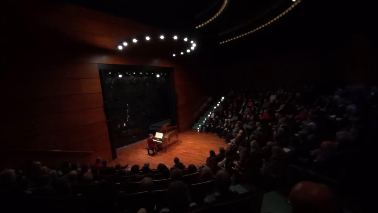 Konzert 8  März 2016 im Kammermusiksaal des Beethoven Hauses, Bonn