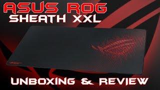 уНИКАЛЕН ГЕЙМЪРСКИ ПАД!  Asus ROG Sheath (Unboxing/Review)