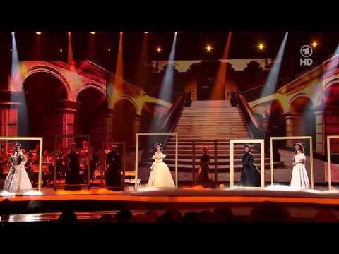 Elisabeth 20TH Anniversary x Ock Joo Hyun x Helene Fischer