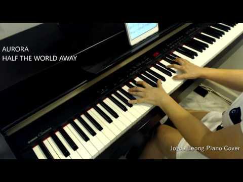 Aurora - Half The World Away - John Lewis Christmas Ad 2015 - Piano Cover & Sheets