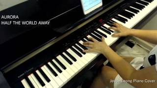 Aurora - Half The World Away - John Lewis Christmas Ad 2015 - Piano Cover & Sheets