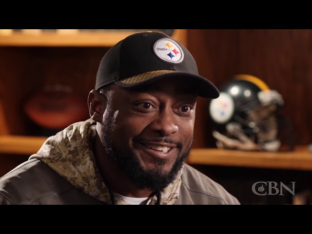 Why Head Coach of Pittsburgh Steelers Supports O.U.R.