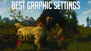 The Witcher 3: Tweak Guide, Best Graphic Settings to Increase Performance - Royal Griffin Boss Fight