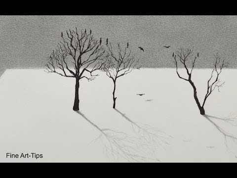 How to Draw Trees in 3D