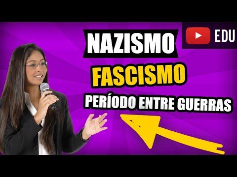 FASCISMO Resumo NAZISMO TOTALITARISMO NAZIFASCISMO vídeo aula de História #3