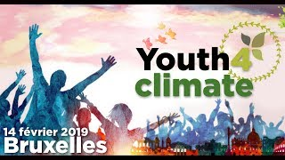 Youth for climate - Bruxelles - 14-FEV-2019