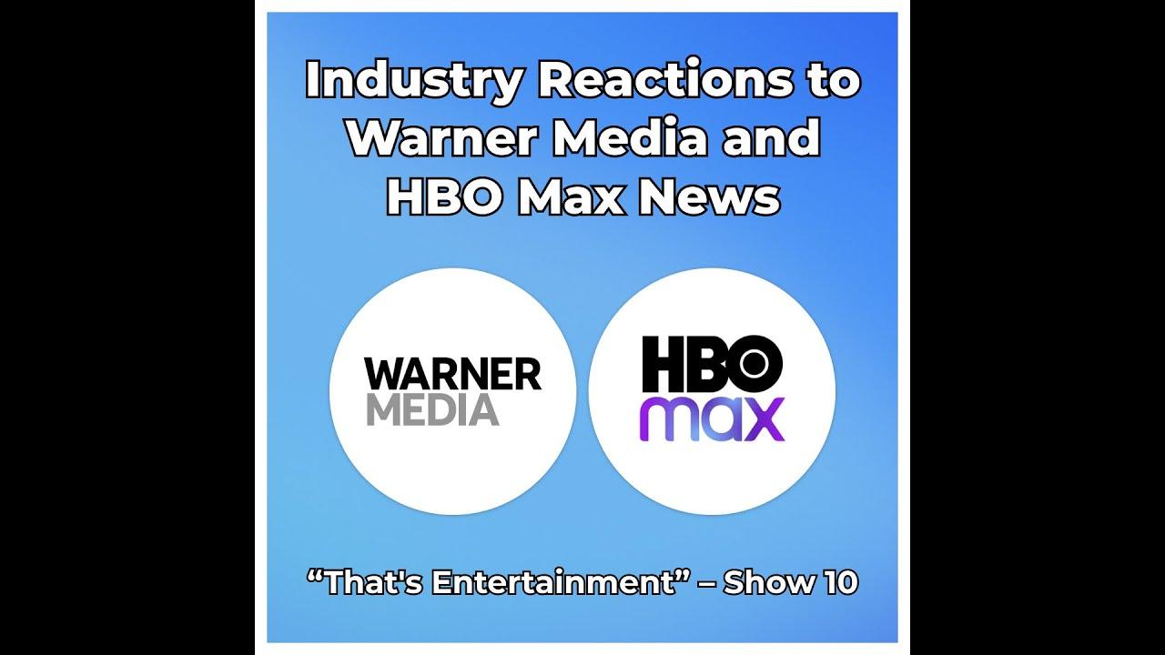 WARNER BROS HBO MAX BACKLASH CONTINUES.