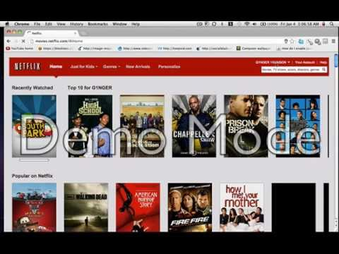 how to get netflix on videotron