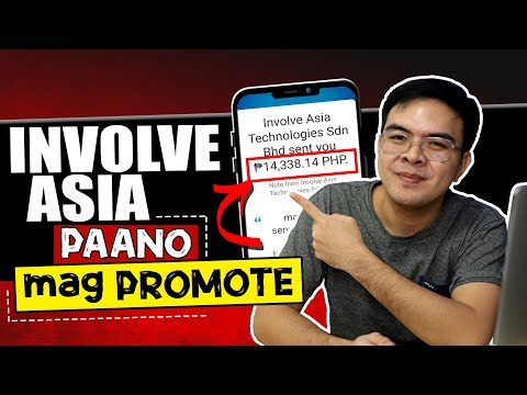 Paano Mas Kumita sa Involve Asia sa Facebook Page and Youtube