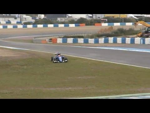 Jerez 2015 Day 3: Felipe Nasr goes off