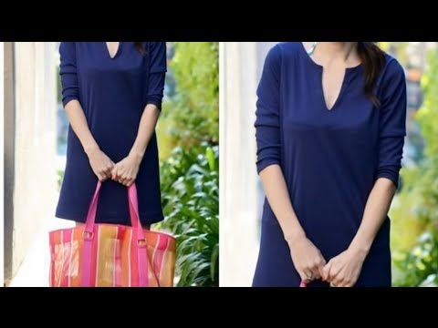видео: Как сшить Платье своими руками. Как сшить платье быстро.