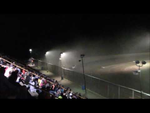 Butler Motor Speedway UMP Modified Feature 6/10/17