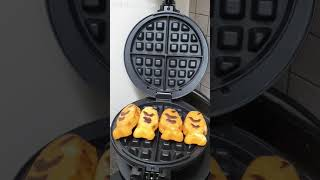 와플기계로 붕어빵 누르기 [풀버전]