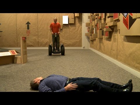 The Spangler Effect - EXTRAS - Fun with a Segway