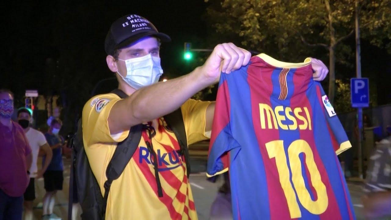 Conmoción en el fútbol mundial: Messi pide su salida del Barcelona