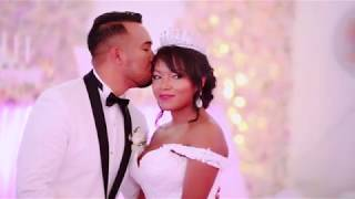 Marion - Fitia tena fitia | Santini & Sissi wedding | 22 décembre 2018