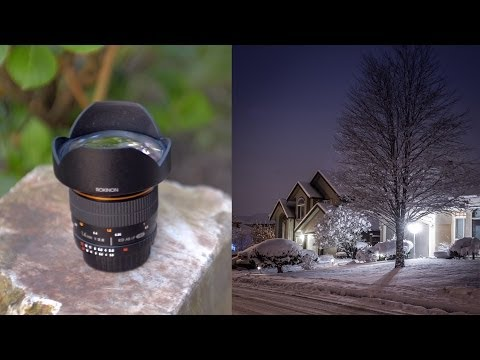 Rokinon 14mm f/2.8 Lens - Review (Photo/Video Test)