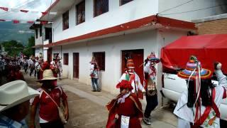 Quechultenango Las cueras 2016
