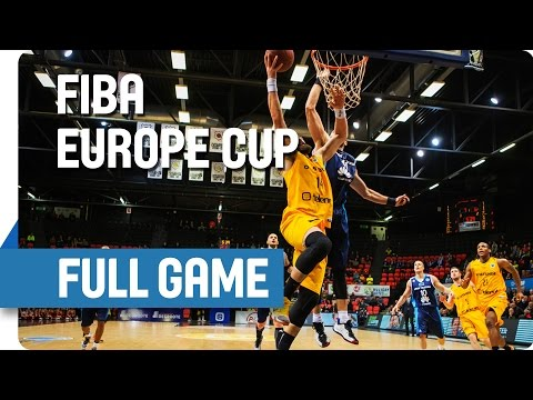 Telenet Oostende (BEL) V Türk Telekom (TUR) - Full Game - Group Q - FIBA Europe Cup