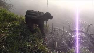 Рыбалка в Калининградской области, р. Дейма..