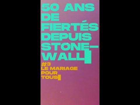 50 ans de lutte contre les #LGBTphobies - Episode 3/4