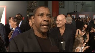 The Equalizer 2 Premiere - Denzel Washington