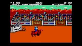 World Games (SMS) - 3 - Bull Riding