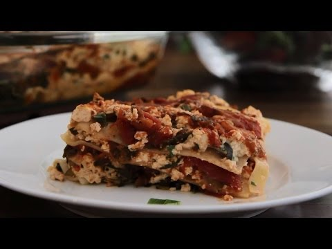 How to Make Vegan Lasagna | Vegetarian Recipes | Allrecipes.com