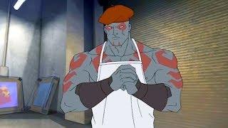 Стражи галактики: Новая миссия - мультфильм Marvel – серия 8 сезон 3
