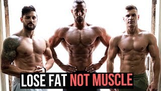 How To Train For Fat Loss (The High Rep Myth)