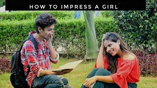 How To Impress Girls (prank)|vishal goswami baba