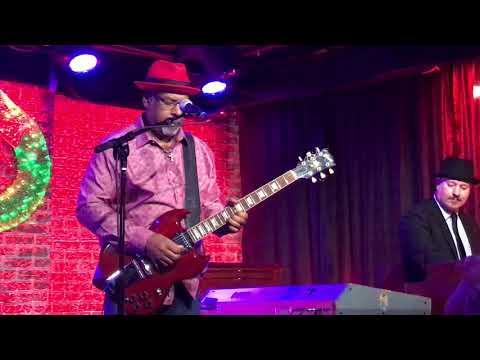 Jaimoe's Jasssz Band from The Iridium NYC 12/13/2017 - Leavin' Trunk