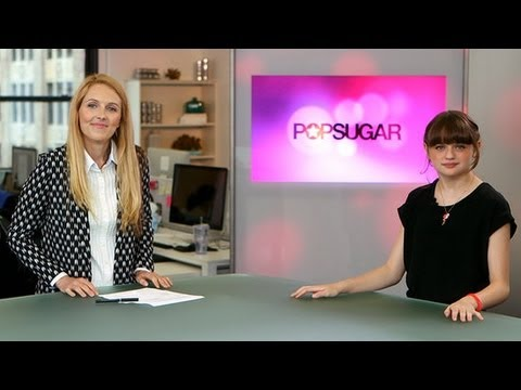 The Heat Premieres, Victoria Beckham's Wardrobe, and White House Down's Joey King on POPSUGAR Live!